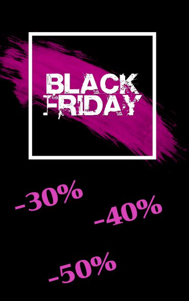 Black Friday na motylach!